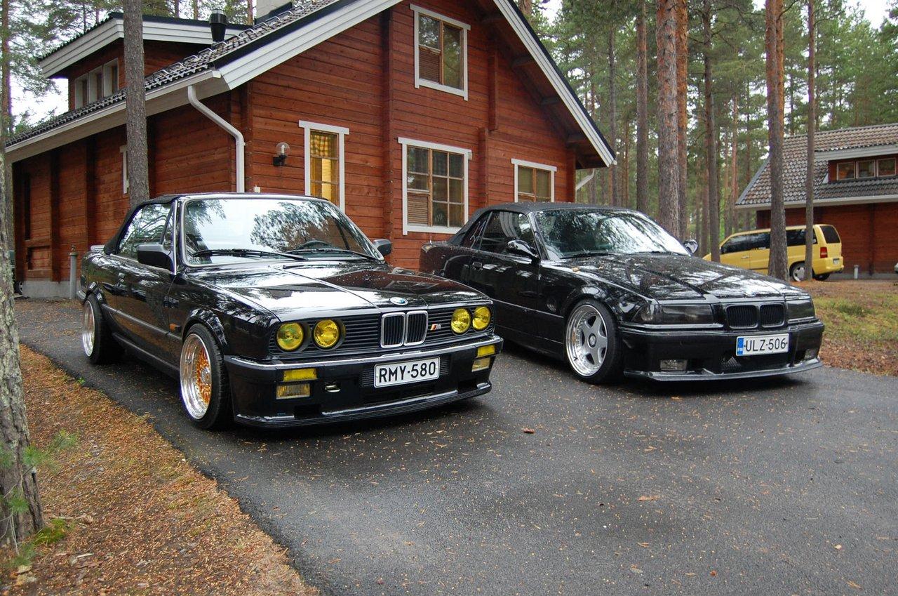 Osmis:  Bagged BMW E30 325i Cabriolet -86 - Sivu 5 _img1280