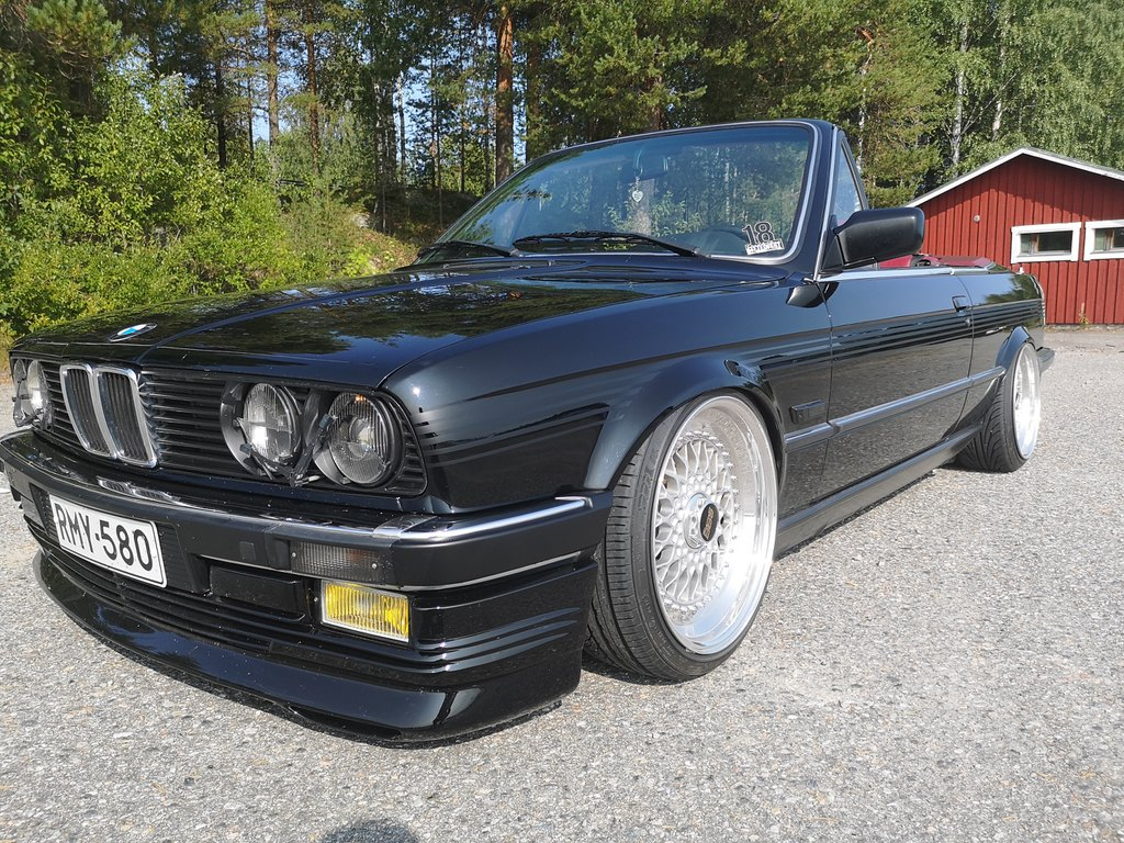 Osmis:  Bagged BMW E30 325i Cabriolet -86 - Sivu 13 _medium