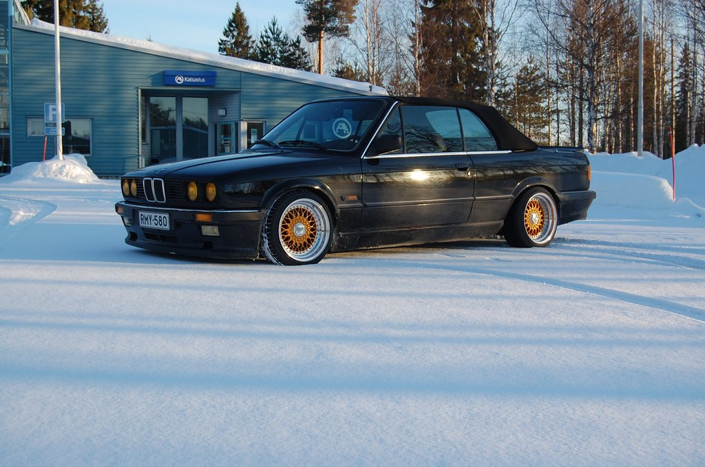 Osmis:  Bagged BMW E30 325i Cabriolet -86 - Sivu 4 _medium
