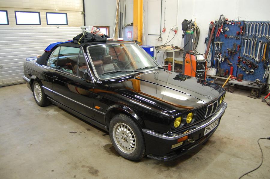 Osmis:  Bagged BMW E30 325i Cabriolet -86 - Sivu 7 _img900