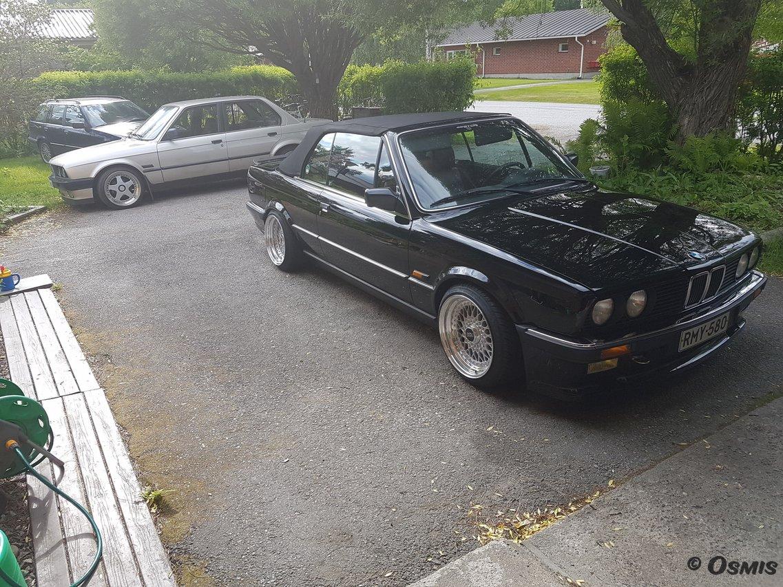 Osmis:  Bagged BMW E30 325i Cabriolet -86 - Sivu 11 _img1280