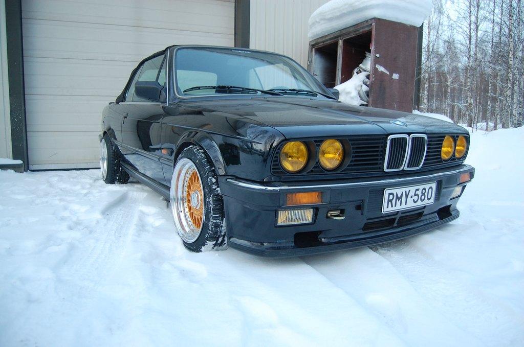 Osmis:  Bagged BMW E30 325i Cabriolet -86 - Sivu 4 _medium